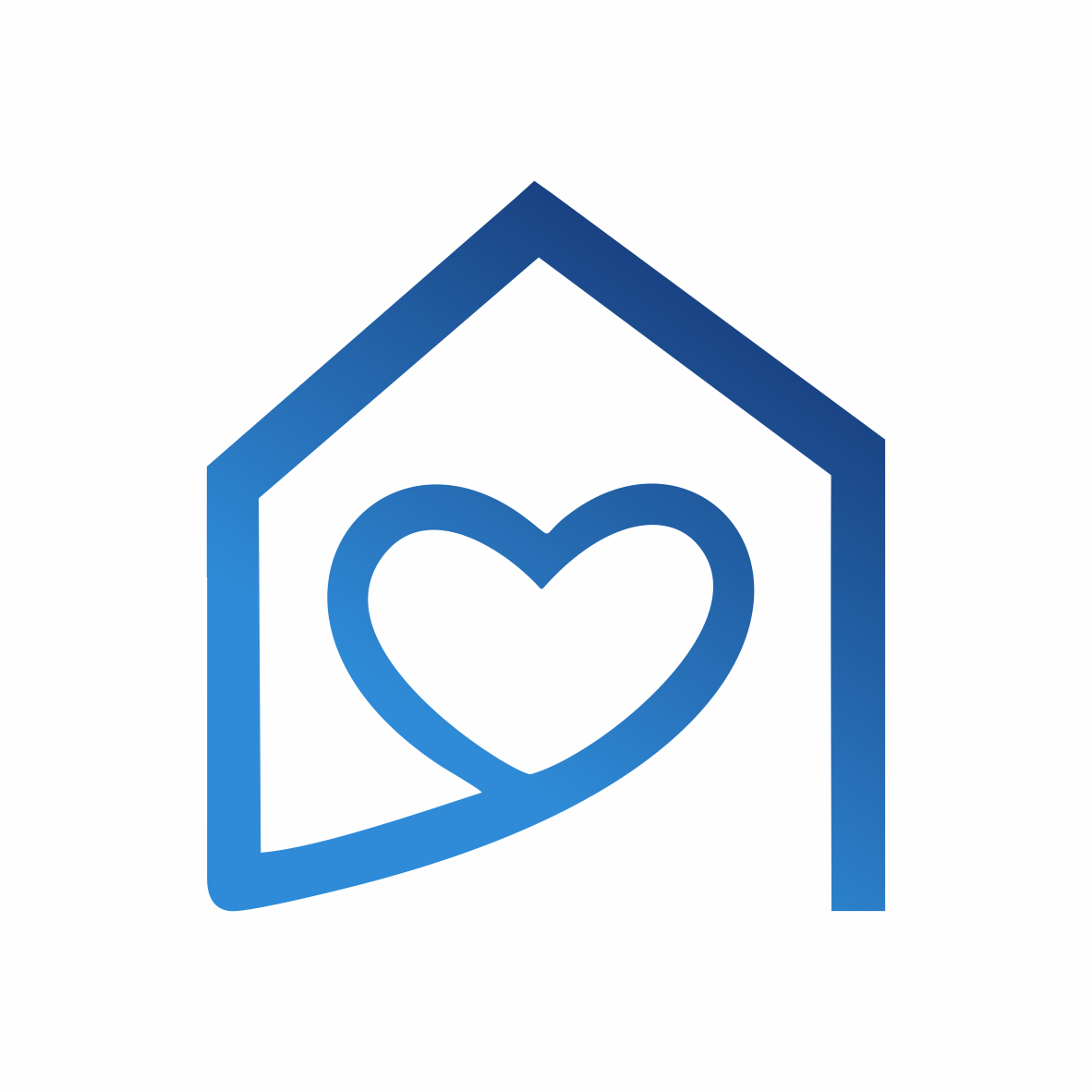 Design a logo to raise awareness about ending family homelessness in the community