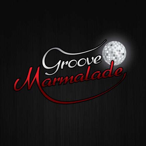 Logo concept for 'Groove Marmalade'