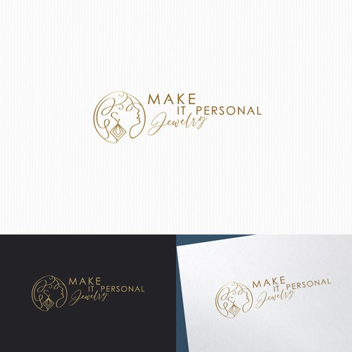 Make it Personal Jewelry logo