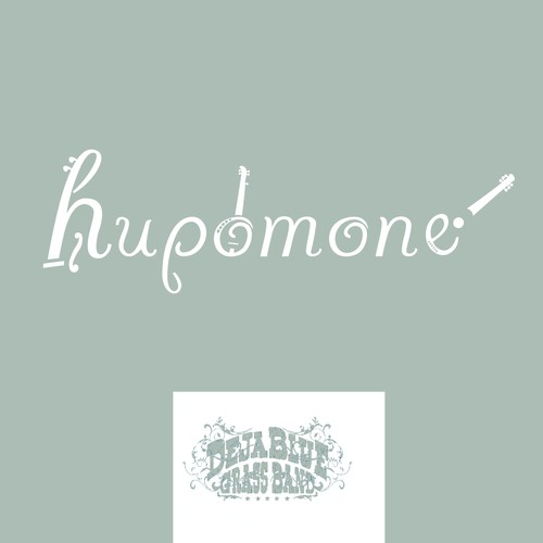Logo for Bluegrass Band