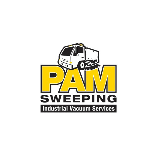Create the next logo for PAM Sweeping