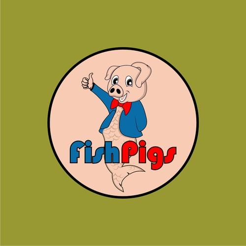 Fish Pigs