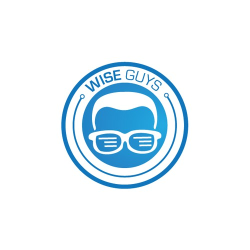 Wise Guys Needs a New Amazing Logo