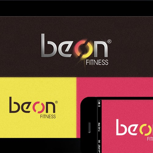 Beon fitness needs a new logo