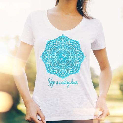 Mandala arround the universe
