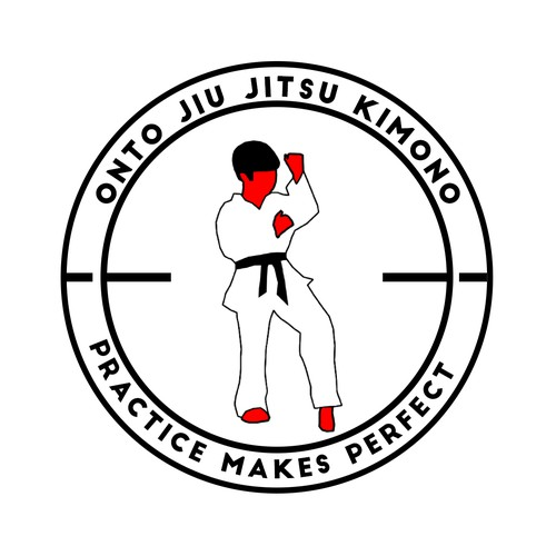 Kimono Logo Design