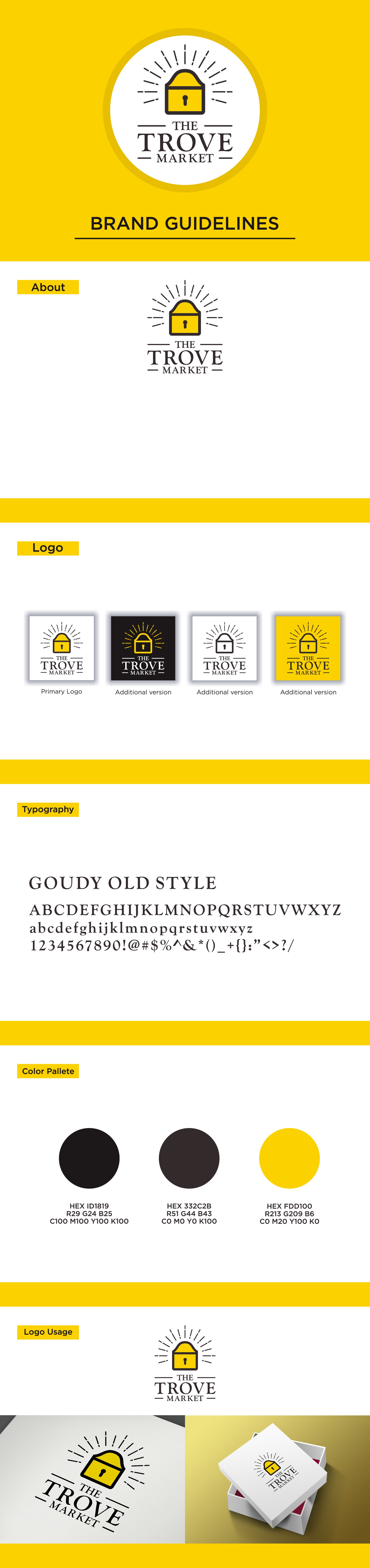 Design a logo for online retail store with classic vibe