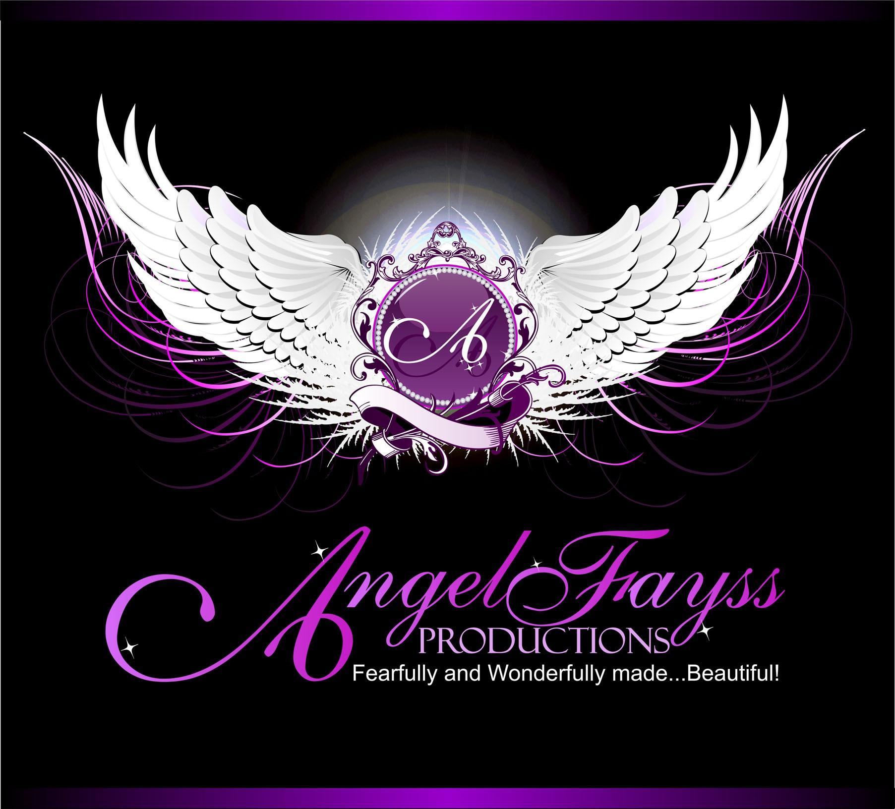 Help AngelFayss Productions  with a new logo