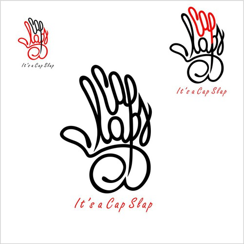 Contrive into life a defined Identity logo for producer Cap Slaps