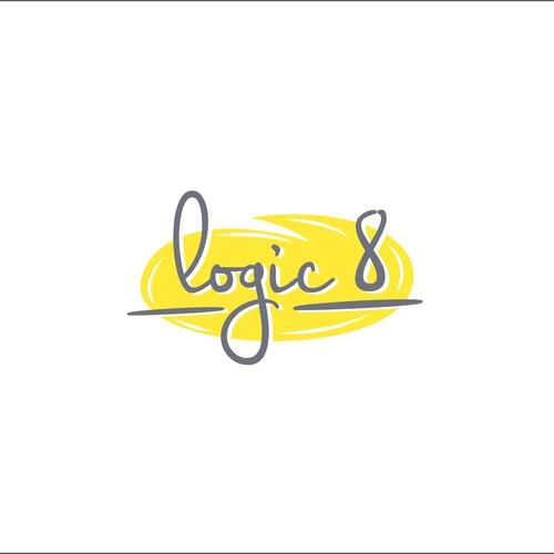 logo concept for Logic 8