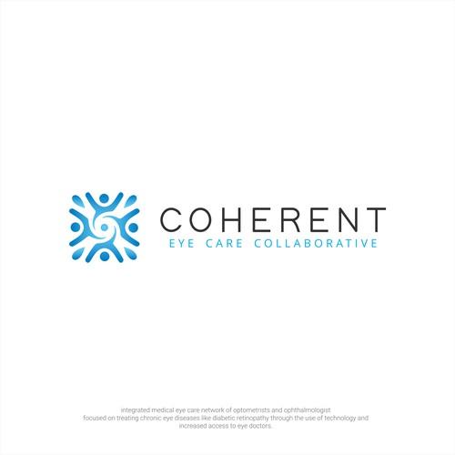 Best logo for Coherent Eye Care