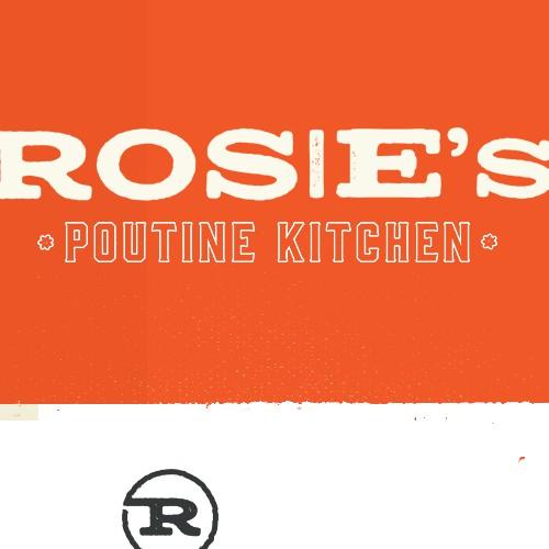 Rosie's Poutine Kitchen Logo