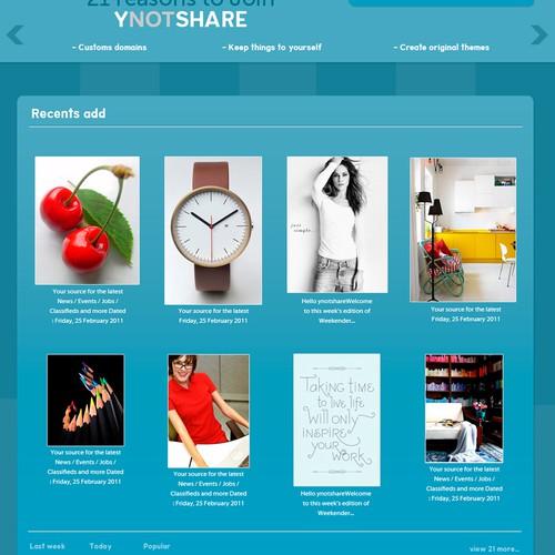 Create the next website design for Mindbox