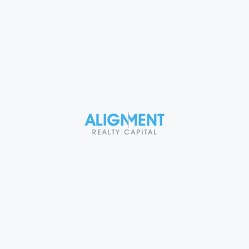 logo design  for Alignment Realty Capital