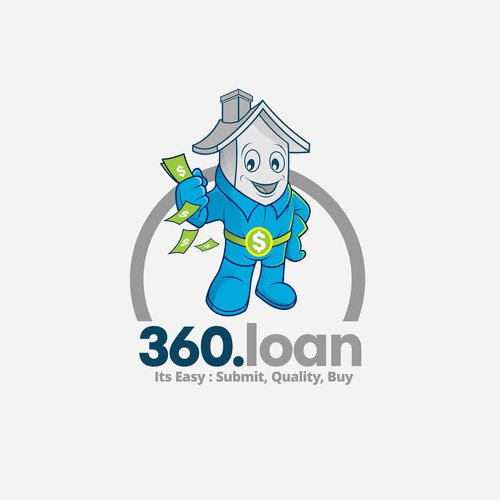 Need a logo that will be the face of our new loan product.