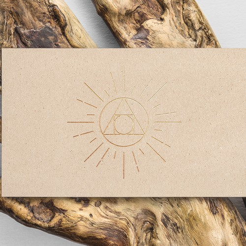OMG tarot! logo design concept