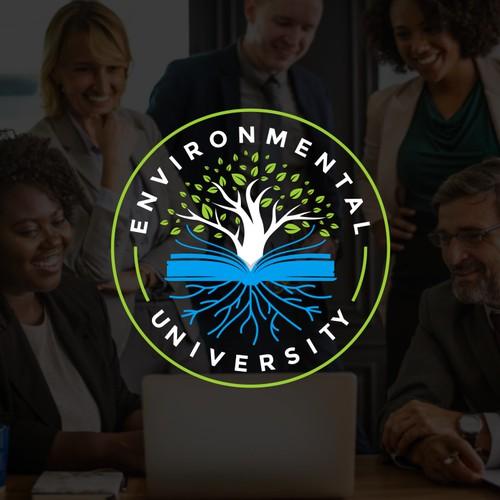 environmental university logo