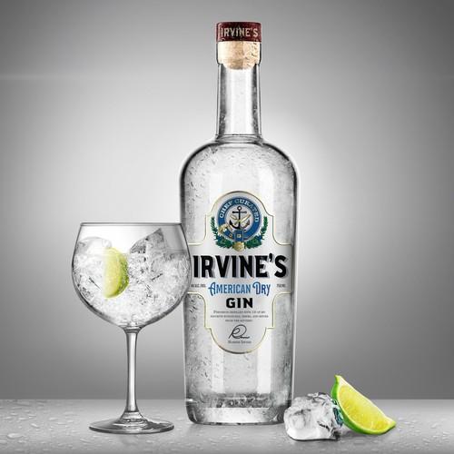 Irvine's Gin