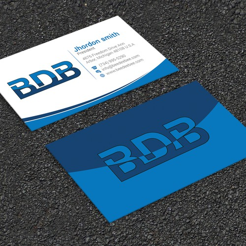 In need of an Amazing Business Card for Web, Branding & Marketing Firm