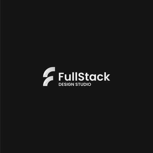 Logo concept for Full Stack Design Studio