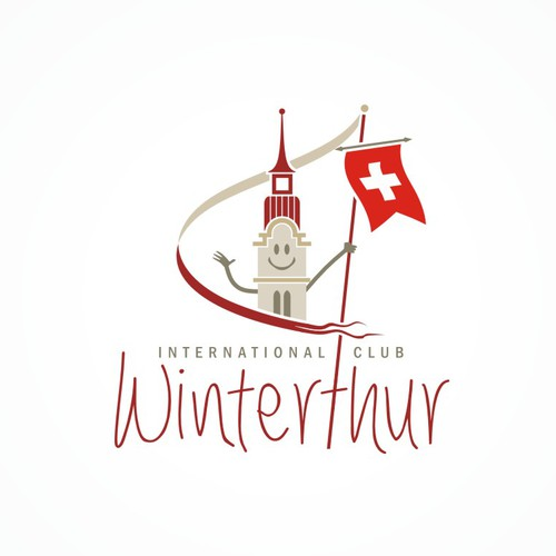 Logo to promote the German city of Winterthur.