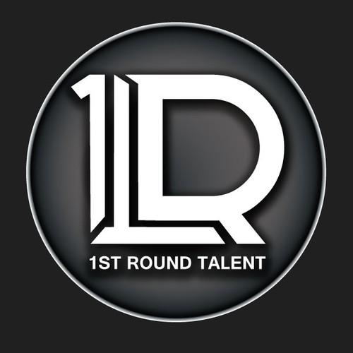 1ST ROUND TALENT logo