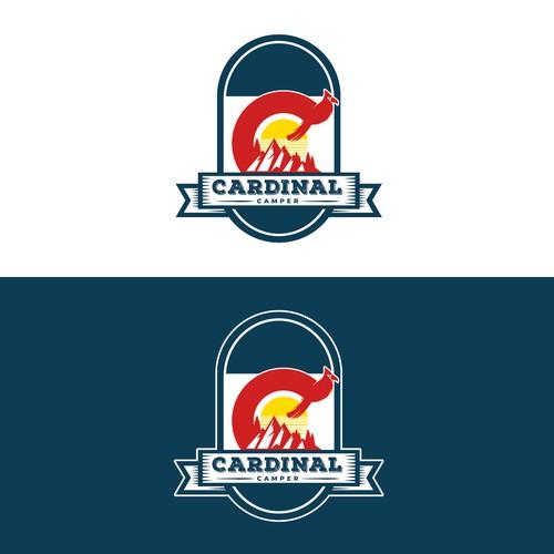 Cardinal Camper Logo