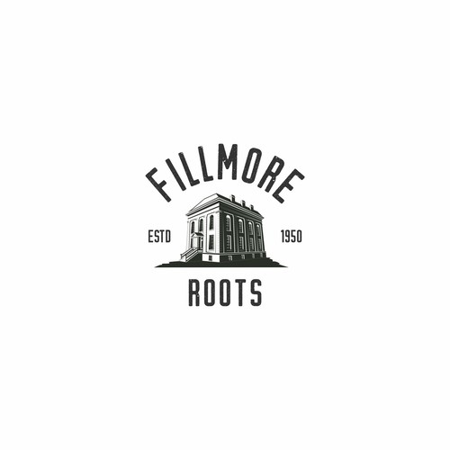 Logo For Fillmore Roots Company