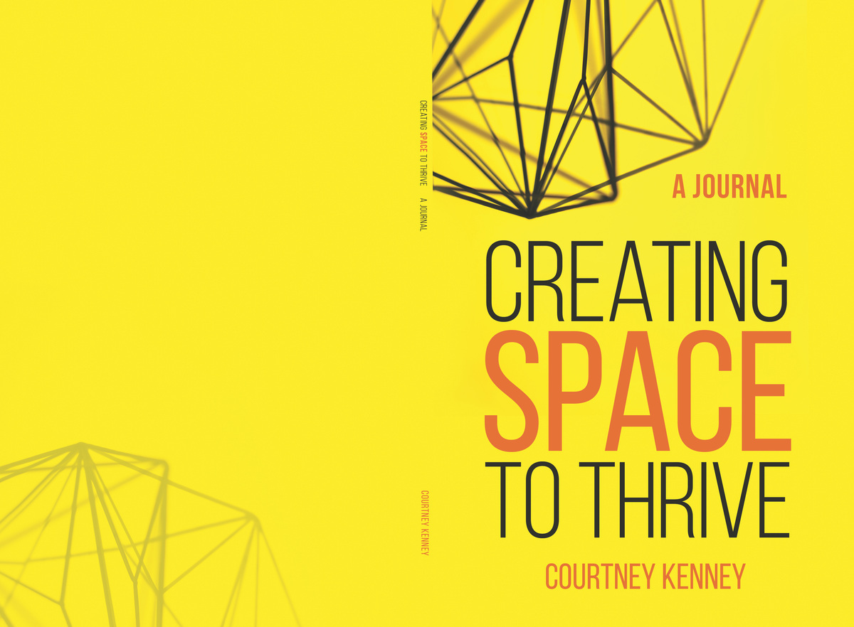 updates to Creating Space to Thrive cover