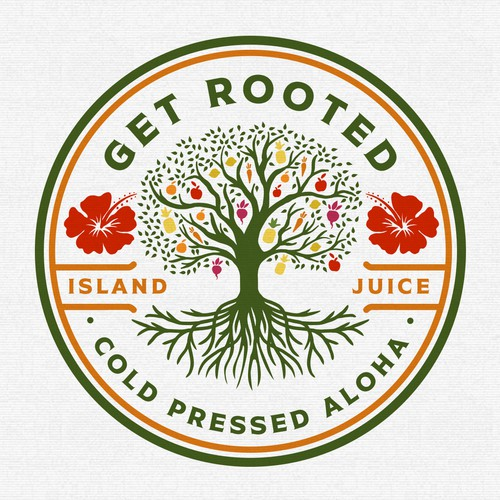 Get Rooted Island juice