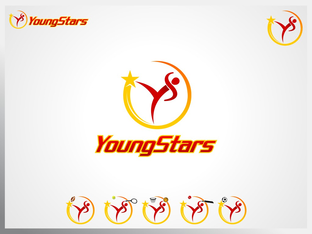 Help ys or youngstars or can be just some sort of symbol with a new logo
