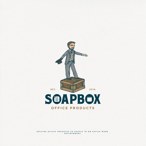 Soapbox Office products