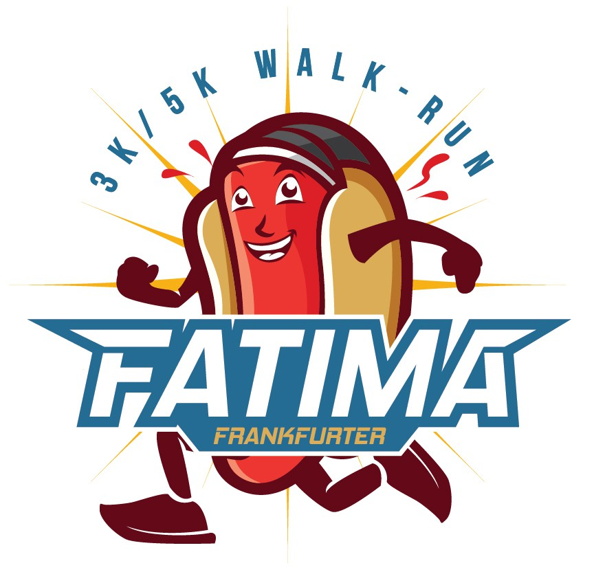 Support our youth with a catchy logo to promote their fun-run!