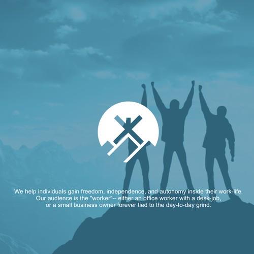 Unique Logo For Wander Advisory