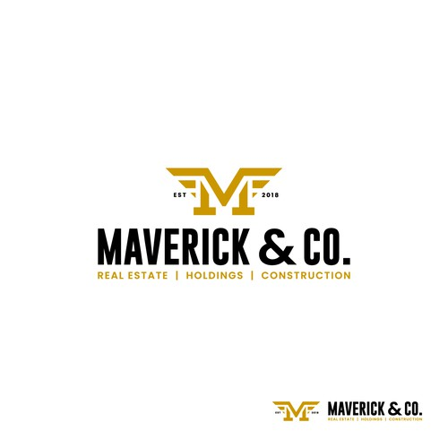 EYE CATCHING Real Estate/Construction logo for young couples new business!