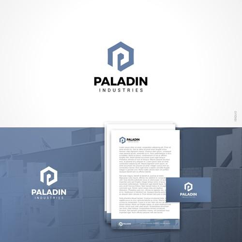 Paladin - Logo design