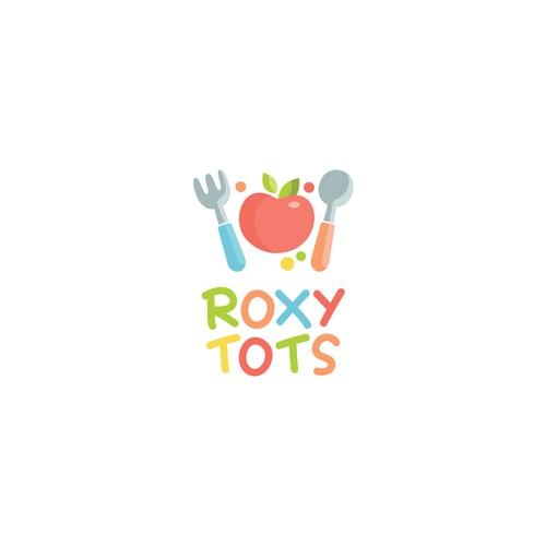 Roxy Tots Kids Utensils