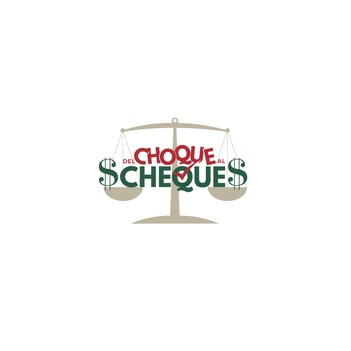 Updates to Choque Cheque logo