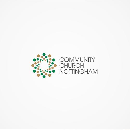 Logo for Community Church Nottingham