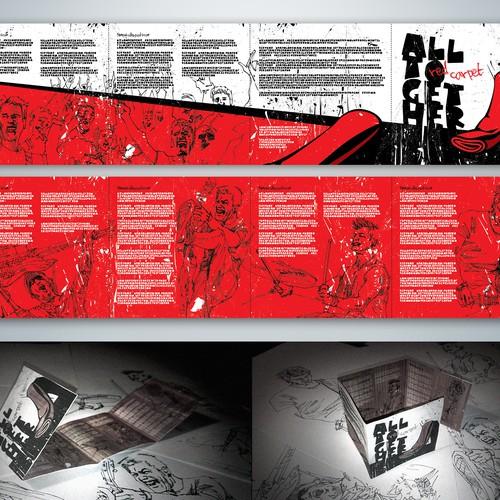 Punk Pop Album booklet