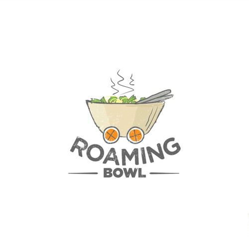 Brand our fabulous new Roaming Bowl University food truck