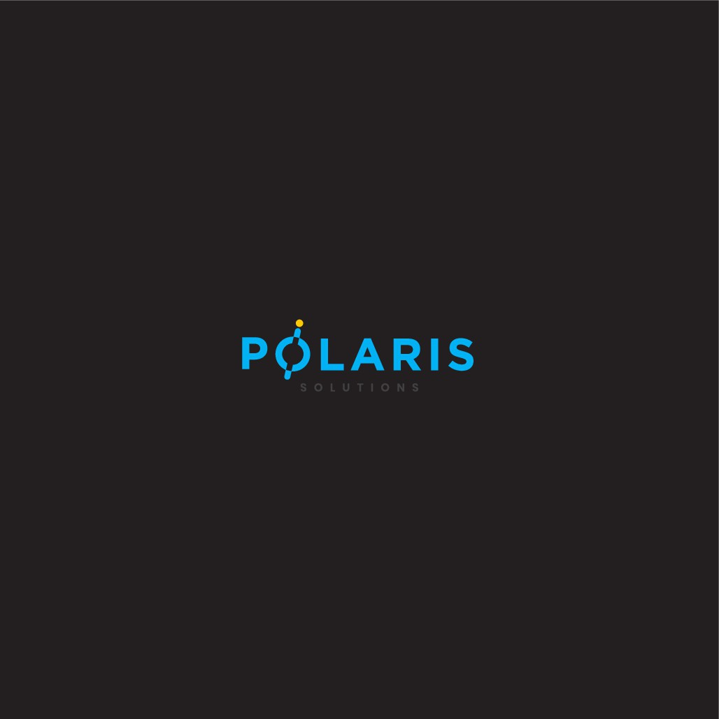 Polaris Solutions - Current logo is good but needs TURBO!!