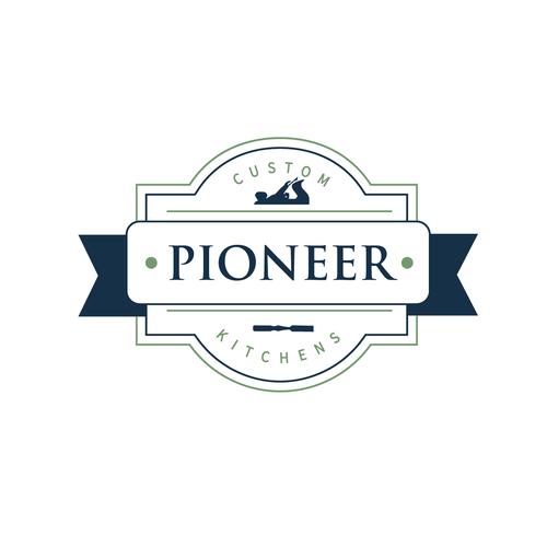 Logo for custom kitchen company