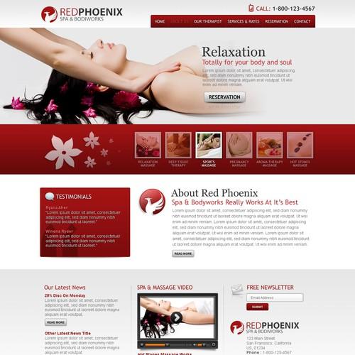 red phoenix website