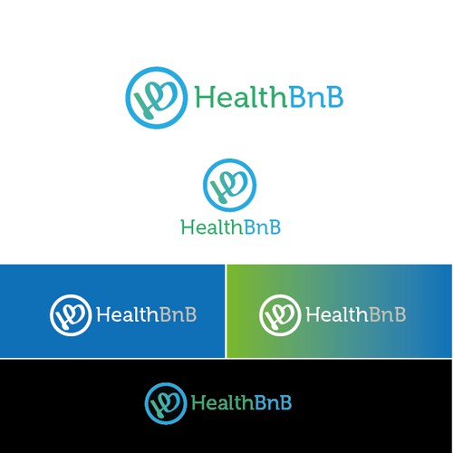 Logo design for medical tourism startup