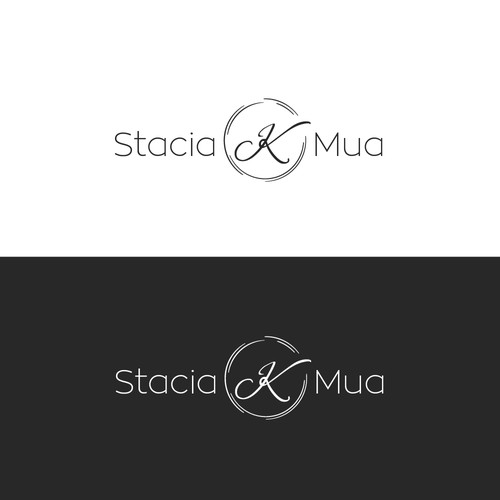 Logo for a makeup artist