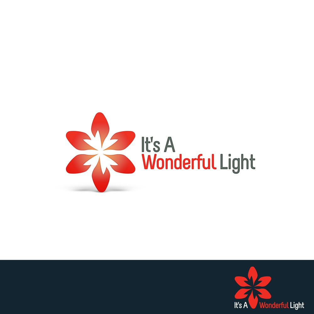 It's A Wonderful Light needs a new logo