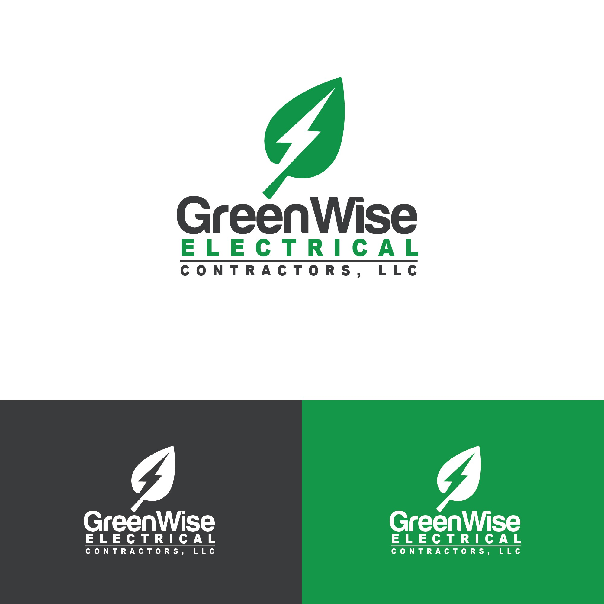 Electrical Contractor for logo upgrade