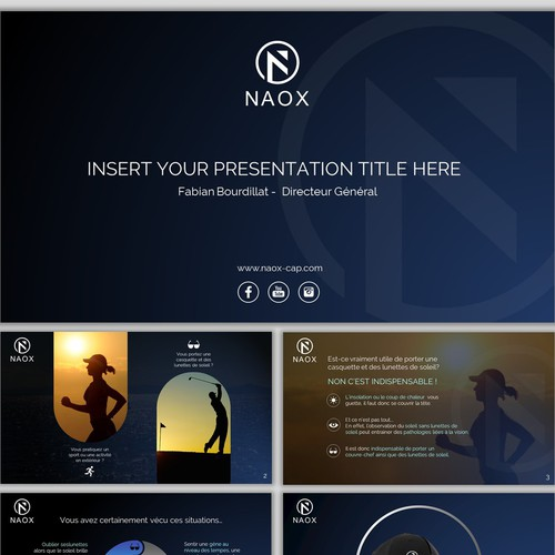 NAOX Commercial Presentation