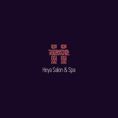 Logo Proposal for Heya Salon and Spa